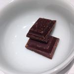 33993956 - 2014/12/☆  おまけのチョコレート♪♪♪