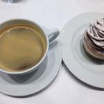 33993959 - 2014/12/☆  モンブランとコーヒー