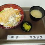 稲葉 - 天とじ丼