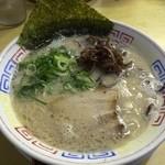 柳屋 - 白(醤油) 麺かため