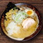 清勝丸 - 料理写真:濃厚中華そば