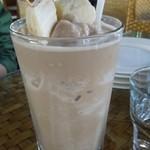 水湾 Bali景観餐廳 - バナナモカスムージー