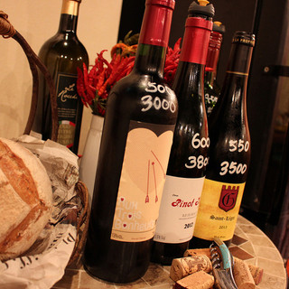 南フランスのワインとお料理と相性バツグンのドリンク◎