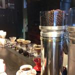 Kanda Coffee - 一杯づつのペーパードリップです