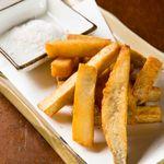 コアダン - 田芋のフライドポテト
