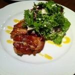 ラッコルタ - 豚ヒレ肉のサルティンボッカ