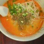紅龍 - 坦々麺 約900円