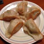 麺王翔記 - 西安焼き餃子 ¥290外