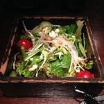 34001583 - 近江野菜サラダ&近江米ごはん食べ放題(おかわり無料)ランチ