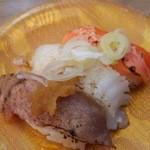 Mawarusushizammai - 炙り三貫盛
