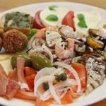 ピッツェリアSakai - 前菜の盛合せ