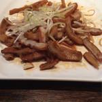 台湾料理 琥珀 - 大腸唐揚げ