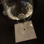 34003714 - 白ワインとても美味しく。