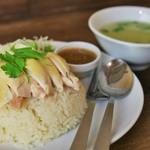 大阪カオマンガイカフェ - 料理写真:カオマンガイ