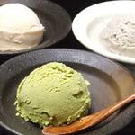 博多中洲ぢどり屋 - 京都祇園から取り寄せた添加物や油を一切使用していない、とても体にやさしいアイスです。