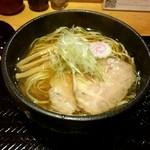 麺屋しみる - 『煮干しラーメン』¥780-