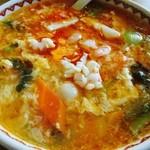 食楽園 - 料理写真:酸辣担麺