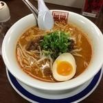 風風ラーメン - 担々麺。