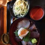 杉乃家 - 海鮮丼