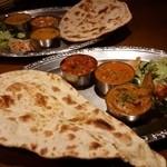 インディアンレストラン シャンティ - 【再訪追加2015/1】久しぶりのシャンティーさんでのカレーランチです!