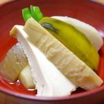 四季の味 ふじ芳 - 煮物