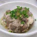 ひゃら亭 - 料理写真:和牛テール蒸し