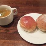 ノザンセートル ドゥ ドゥマン - スープとパン