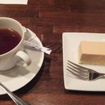 ノザンセートル ドゥ ドゥマン - コーヒーとデザート