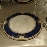 フランス料理 レ・セレブリテ - テーブルセッティング