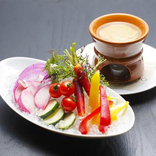 ここにもこだわりを!ルコラステーションの三ツ星野菜たち