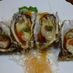長瀞 - 生牡蠣 4個 880円