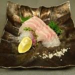 和食かっぽれ - 石垣鯛刺身1410円 美味!!