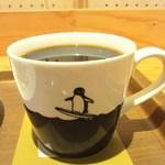 マルノウチリーディングスタイル - コーヒー