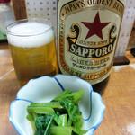 鳥いち - ビール