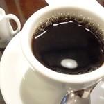 西洋菓子しろたえ - ブレンドコーヒー400円