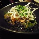 夕焼け飯店 - 茄子のカニ肉詰め Photo By PEPOPA