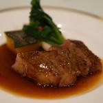 ひだホテルプラザ - 中華+洋食コース★飛騨牛ステーキ【2014.12月】
