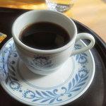 今出川珈琲館 - コーヒーあんみつ コーヒーUP♪