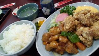 龍潭 - B定食