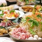 全席個室居酒屋 柚庵~yuan~ - コースでもゆず料理がお楽しみ頂けます。