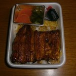 うなぎの篝火 - 料理写真: