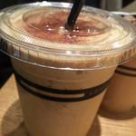 オモテサンドウ コーヒー - アイス シェカラート(¥500)
