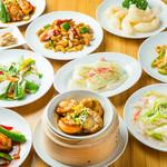 中国菜品 空心房 Produced by えびえびそば - 料理写真:エビエビそばと本格中華のコラボ
