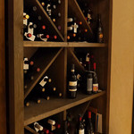 bistro BARNYARD - ワインセラー