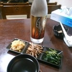 絵梨亜 - 料理写真:自家製ナムル