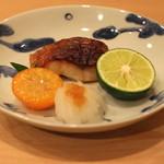 樋口 - 焼物 (のどぐろ) (2014/12)