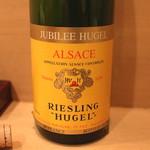 """樋口 - Riesling """"Hugel"""" Alsace Jubilee Hugel (2014/12)"""