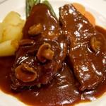 広亭タナカ - 牛ホホ肉のシチューランチ