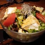 ひない小町 - 豆腐サラダ