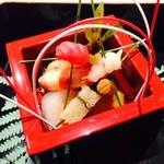 34036350 - 前菜♪チョロギ(長老木)がかわいい♡